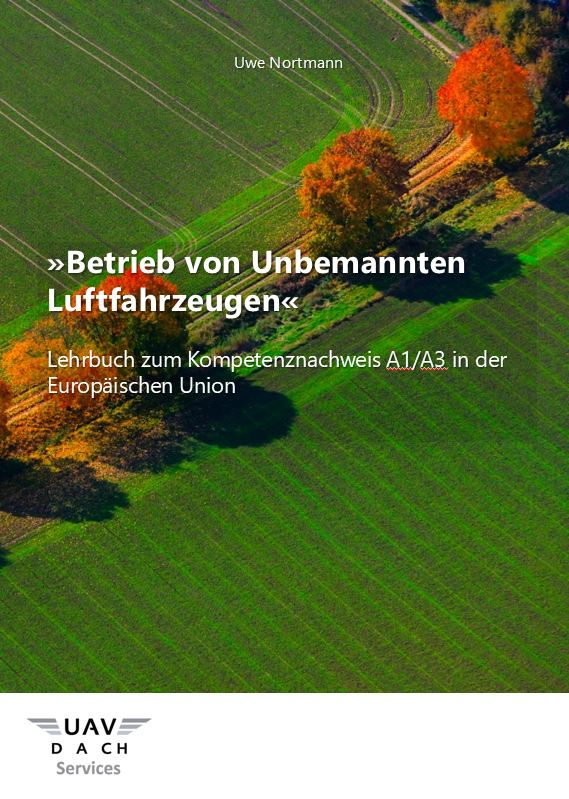 UAVDACH Lehrbuch AA Cover